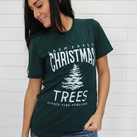 Farm Fresh Trees Tee