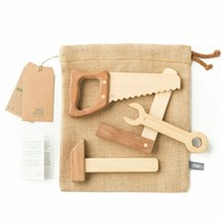 Heirloom Wooden Tool Set - PLAY - Products : Fawn Shoppe - Global Boutique For Unique Children's Designs