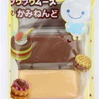 Fuwa Fuwa paper clay Japan 4 colours decoden deco - Clay - Arts and Crafts