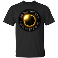 Total Solar Eclipse 2017 Shirts for Men Women - I Saw The Dark Side Of The Moon