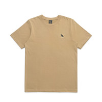 OWL LOGO PATCH TEE - GOLD