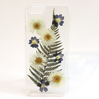 Eliza iPhone 6 Dried Flower Phone Case