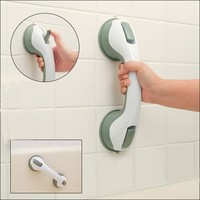 Safer Strong Sucker Helping Handle Hand Grip Handrail for children old people Keeping Balance Bedroom Bathroom Accessories