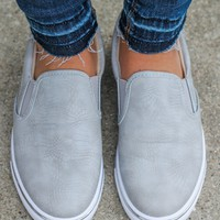 Easy Obsession Sneakers - Dove Grey