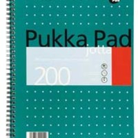 Pukka Jotta Metallic Notebook A4 200 Pages by | 286001100000S