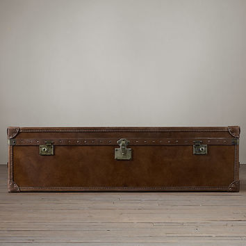Mayfair Steamer Trunk Extra-Large Coffee Table