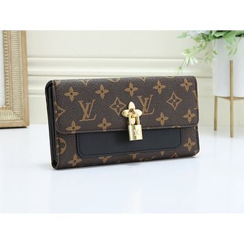 LV fashion hot seller lady print patchwork color casual shopping shoulder bag #2