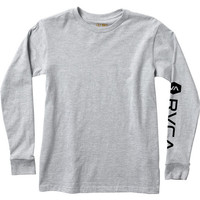Boys' Cinch Long Sleeve T-Shirt | RVCA
