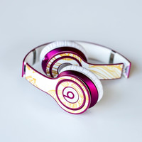 Goldie Beats Headphone Skins