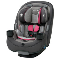 Safety 1st Grow and Go 3-in-1 Convertible Car Seat - Everest Pink - CC138DWU
