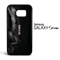 BEYONCE SONG V1813 Samsung Galaxy S6 Edge Case