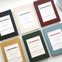 The Journal Planner