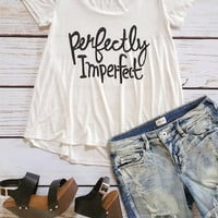Perfectly Imperfect Graphic T-Shirt