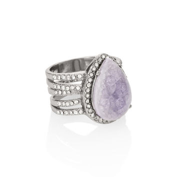 Misty Morning Statement Ring by Chloe + Isabel