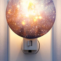 Cosmic Galaxy You Later Night Light in Cosmos by Kikkerland from ModCloth