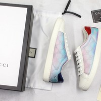 Gucci 5d Colorful Sneakers - Best Online Sale