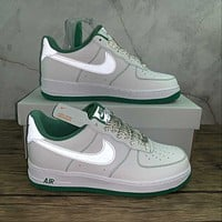 Morechoice Tuhy Nike Air Force 1 Low Sneakers Reflective Casual Skaet Shoes CN2896-103