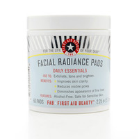First Aid Beauty Facial Radiance Pads 60Pieces at BeautyBay.com