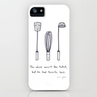 the whisk wasn't the tallest iPhone Case by Marc Johns   Society6