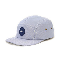 Obey Oxford 5 Panel Hat