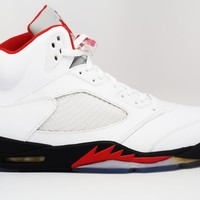 KU-YOU Air Jordan 5 Retro Fire Red