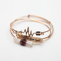Fashionable and Trendy Cuff Bangle Bracelet