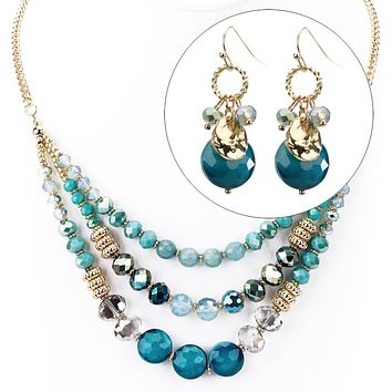 Turquoise Jewelry Gift Set