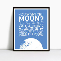 """Poster Print - """"Its a Wonderful Life"""" - FREE SHIPPING in the USA"""