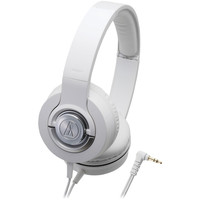 Audio Technica Solid Bass Over-ear Headphone (white)