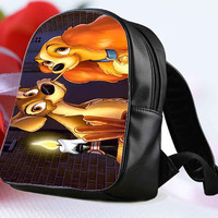 cute cartoon disney lovely for Backpack / Custom Bag / School Bag / Children Bag / Custom School Bag **