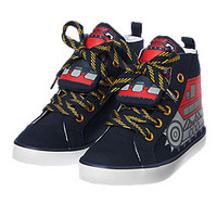Ty High-Top Sneakers