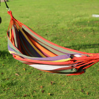 Naval-Style Outdoor Hammock Chair