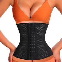 S-5XL Corset Waist Trainer Hot Belt Body Shapers Women Fajas Postparto Underbust Tummy Control Postpartum Belly Band Shapewear