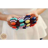 Ashley's Favorite Beaded Bracelets
