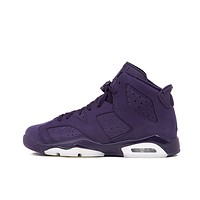 "AIR JORDAN 6 RETRO (GS) ""PURPLE DYNASTY"""