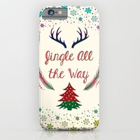 Christmas iPhone & iPod Case by Famenxt | Society6