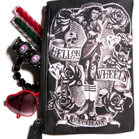 Switchblade The Unforgiven Clutch Black One