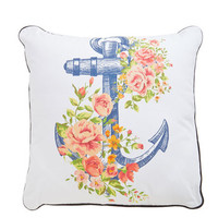 Nautical Mainstay at Home Pillow by ModCloth