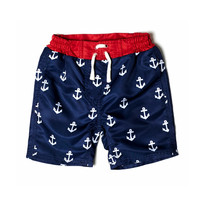 Egg - Boys Board Shorts - Navy - P4SW8310 - FINAL SALE