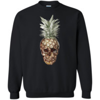 Pineapple Sweatshirt - Pineapple Skull Sweatshirt