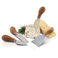 Gourmet Cheese Knives by Twine®