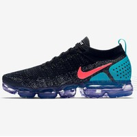 Nike Air Vapor Max Colorful Knit Line Shoes Sport Shoes