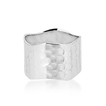 Offshore Silver Ring