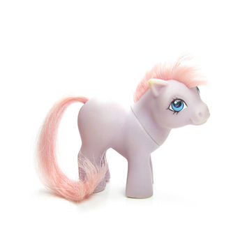 Lavender Baby Ember My Little Pony Vintage G1 1984 Mail Order Special Offer Toy
