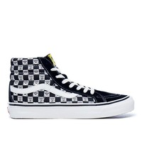 Vans High-Top Woman Men Canvas Old Skool Flats Sport Shoes