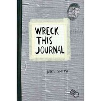 Walmart: Wreck This Journal (Duct Tape)