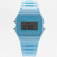 Casio Casual Digital Watch   Urban Outfitters