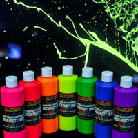 BLP1116 - UV Splash™ Washable Fluorescent Neon Party Paint - 1 Pint