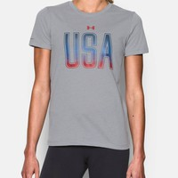 Women's UA Freedom Tee | Under Armour US