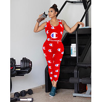 Champion Women Sleeveless Jumpsuit
